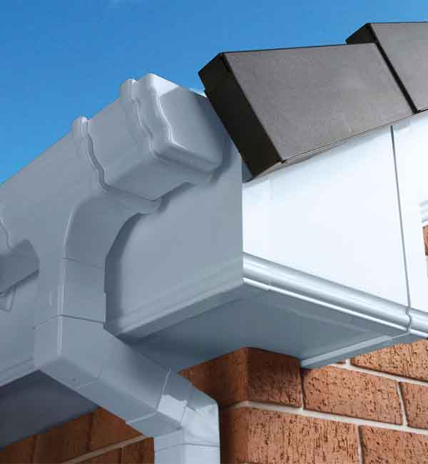 Fascias, soffits and guttering in coventry