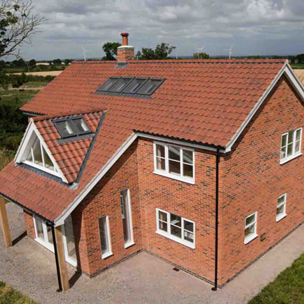 new roof in coventry countryside