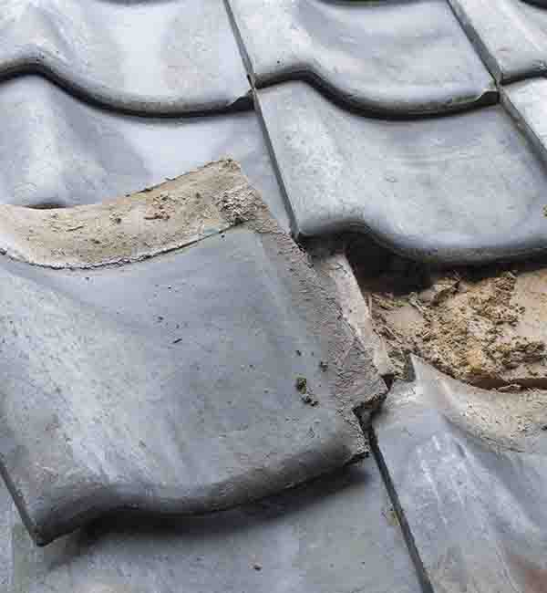 Roof repairs Coventry required