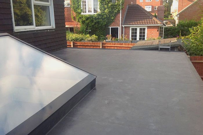 epdm rubber roof in coventry