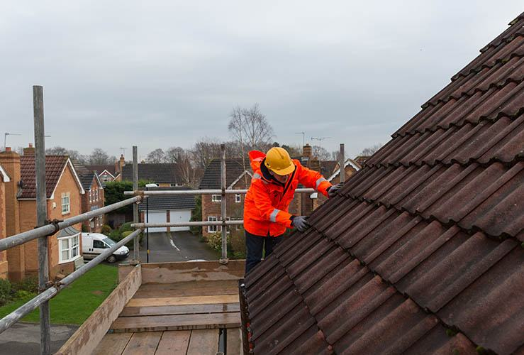 roof inspection in coventry